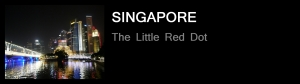 Singapore - The Little Red Dot