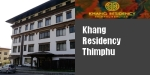 Khang Residency Thimphu