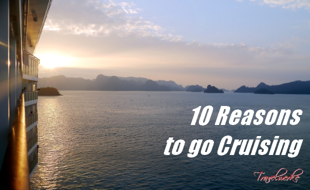 10 Reasons to go Cruising