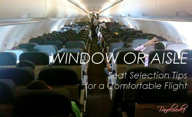 Seat Selection Tips for a Comfortable Flight