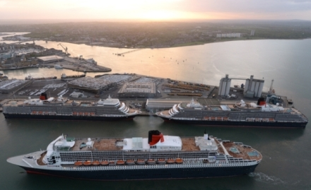 Cunard_Queens