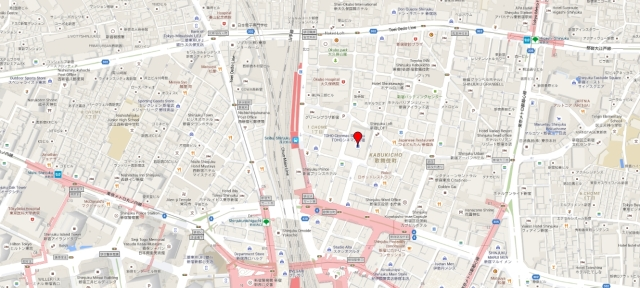 GraceryShinjuku_Location