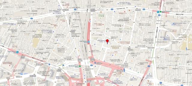 GraceryShinjuku_Location