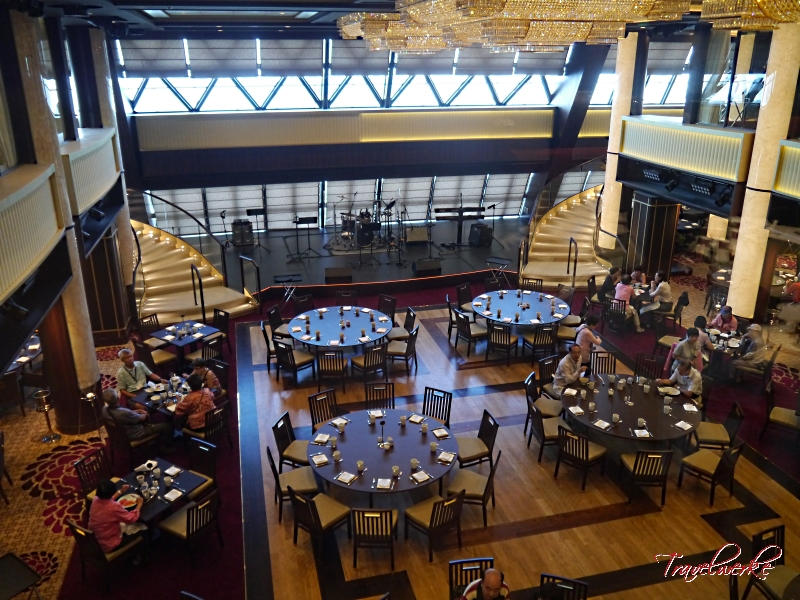 Included In The Cruise Fare Are Meals At The Genting And Dream Dining Rooms,  The Lido Buffet And The World Grill, With The Remaining Being Additional  Charge ...